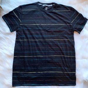 Shawn White striped short sleeve T-shirt